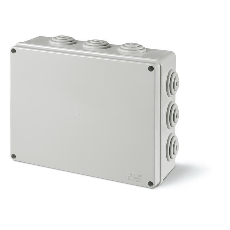 Rozbočovací krabice SCABOX IP55 - 190x140x70mm 685.007