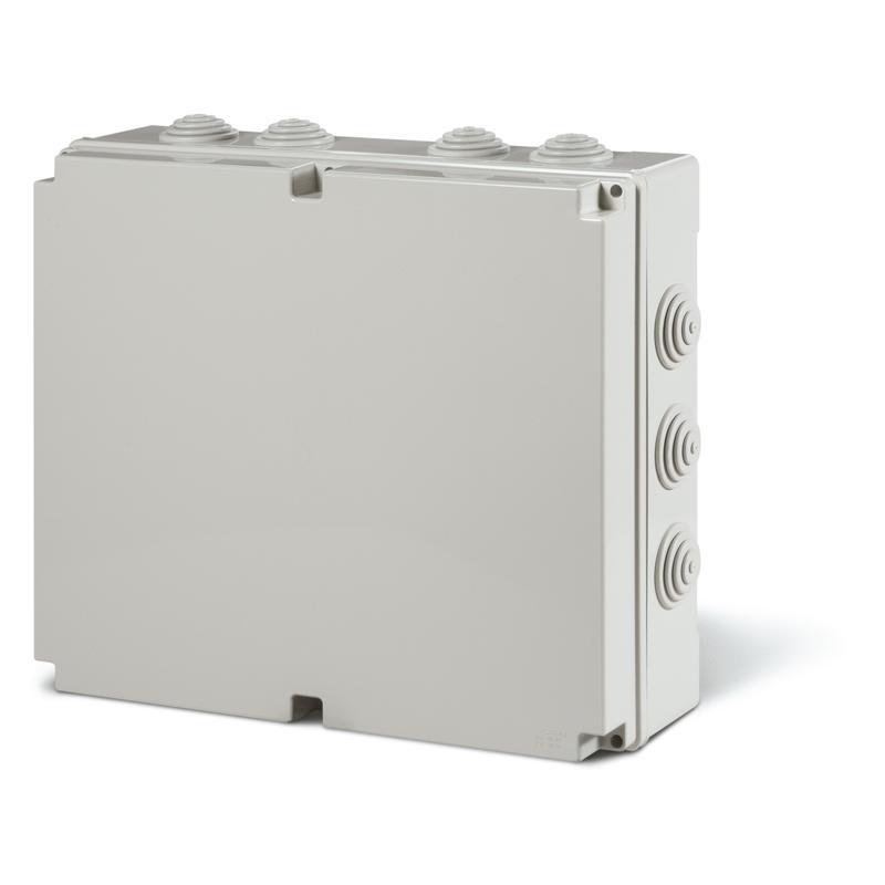 Rozbočovací krabice SCABOX IP55 - 380x300x120mm 685.010