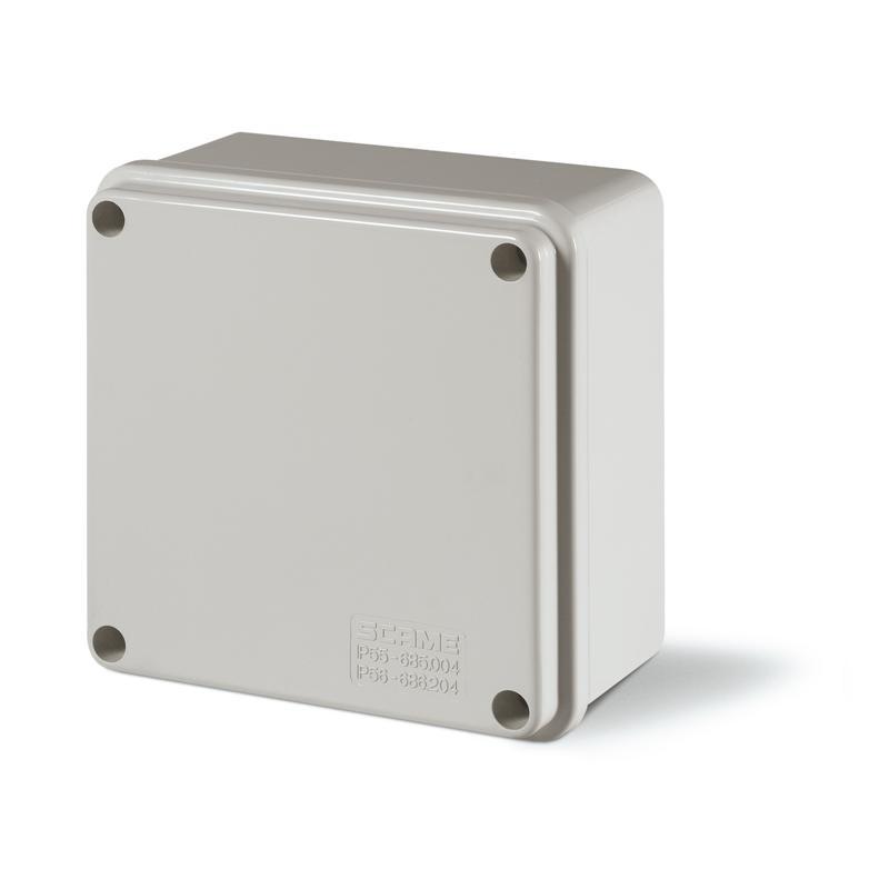 Rozbočovací krabice SCABOX IP56 - 120x80x50mm 686.205