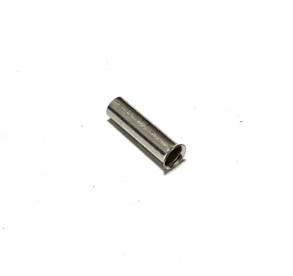 Dutinka neizolovaná cínovaná, průřez 2,5mm2 / délka 10mm