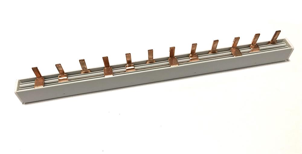 Propojovací lišta - 12 modulů, třífázová - OEZ