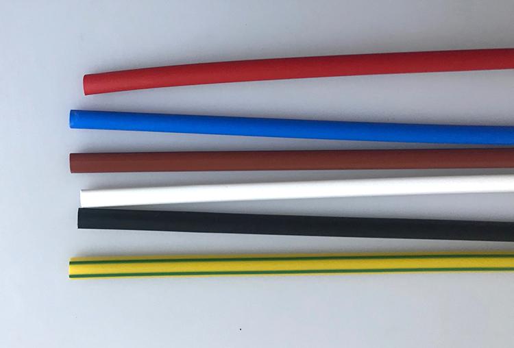 Smršťovací trubice 12,7/6,4mm