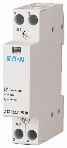 Instalační stykač Z-SCH230/1/25-20 Eaton 120853