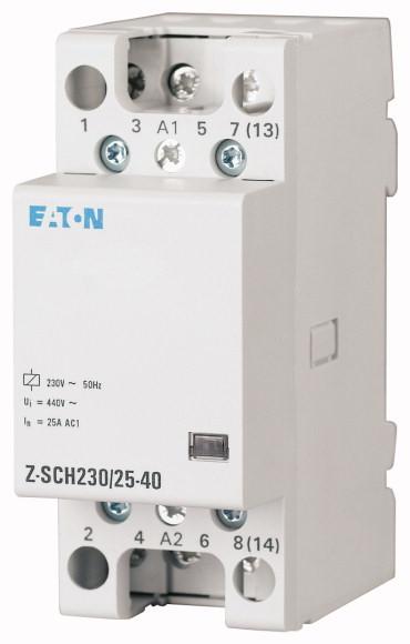 Instalační stykač Z-SCH230/25-40 Eaton 248847