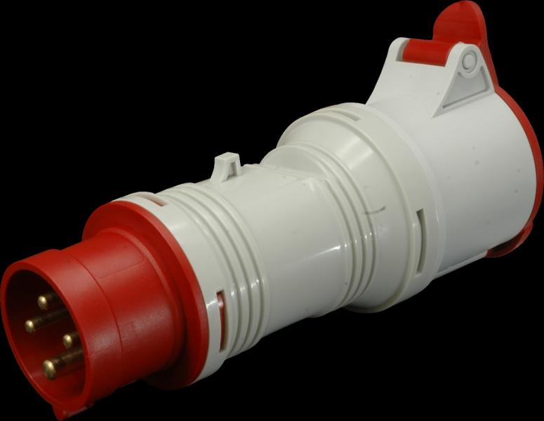A 16-32/4 Adaptér 400V 4P 16A/32A IP44 SEZ