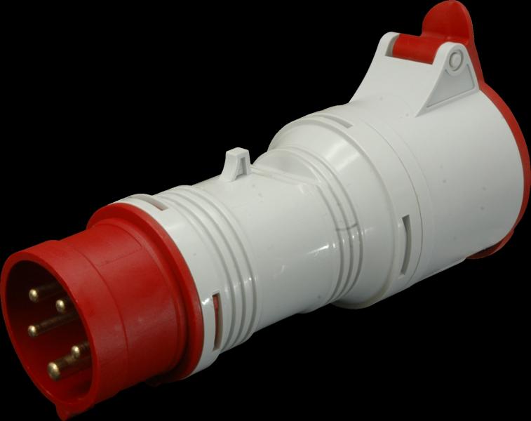 A 16-32/5 Adaptér 400V 5P 16A/32A IP44 SEZ