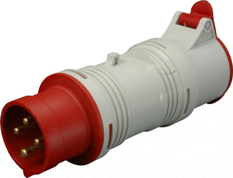 RA 1643 Adaptér reverzační 400V 4P 16A IP44 SEZ