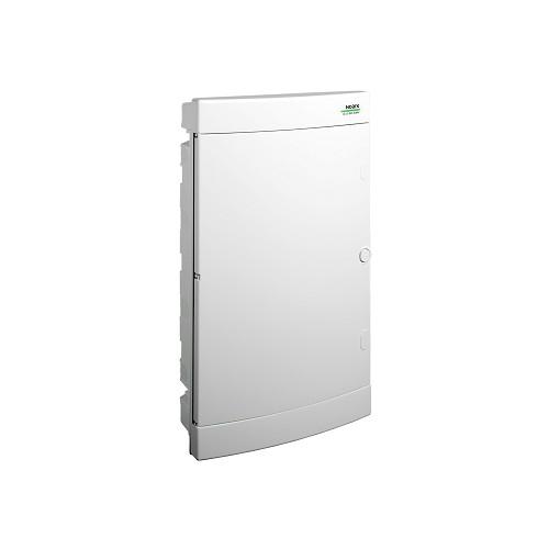 Rozvodnice plastová zapuštěná PNF 36W, bílé dveře, IP40 Noark 101522