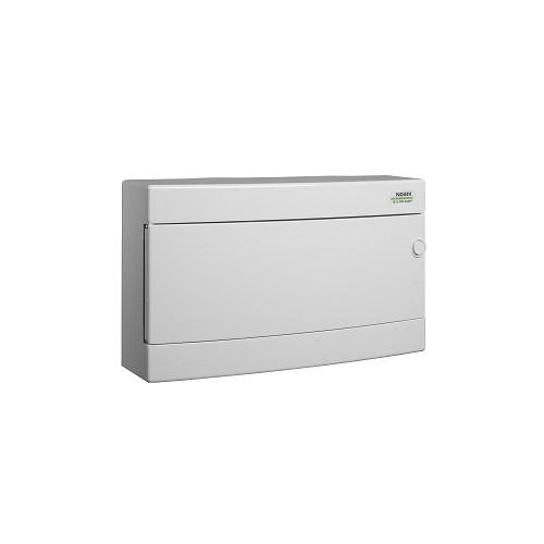 Rozvodnice plastová na omítku PNS 18W, bílé dveře, IP40 Noark 101506