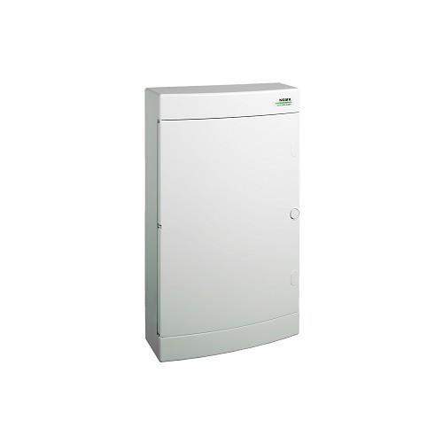 Rozvodnice plastová na omítku PNS 36W, bílé dveře, IP40 Noark 101509
